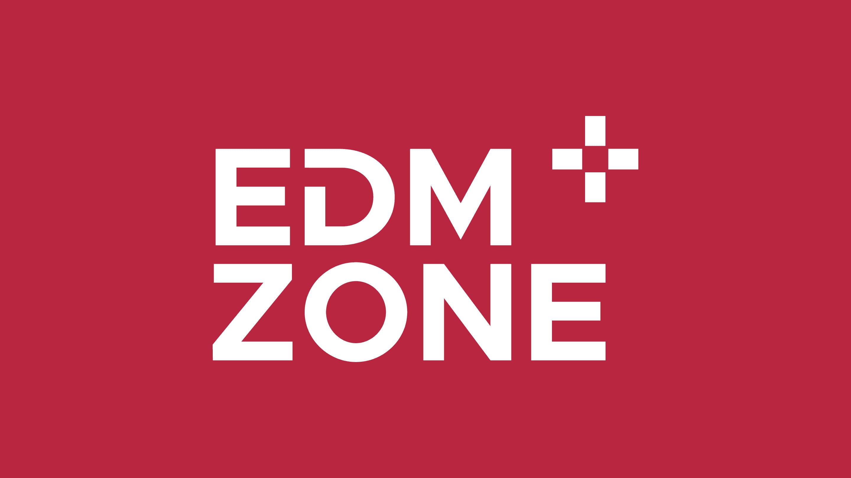 EDM Zone logo