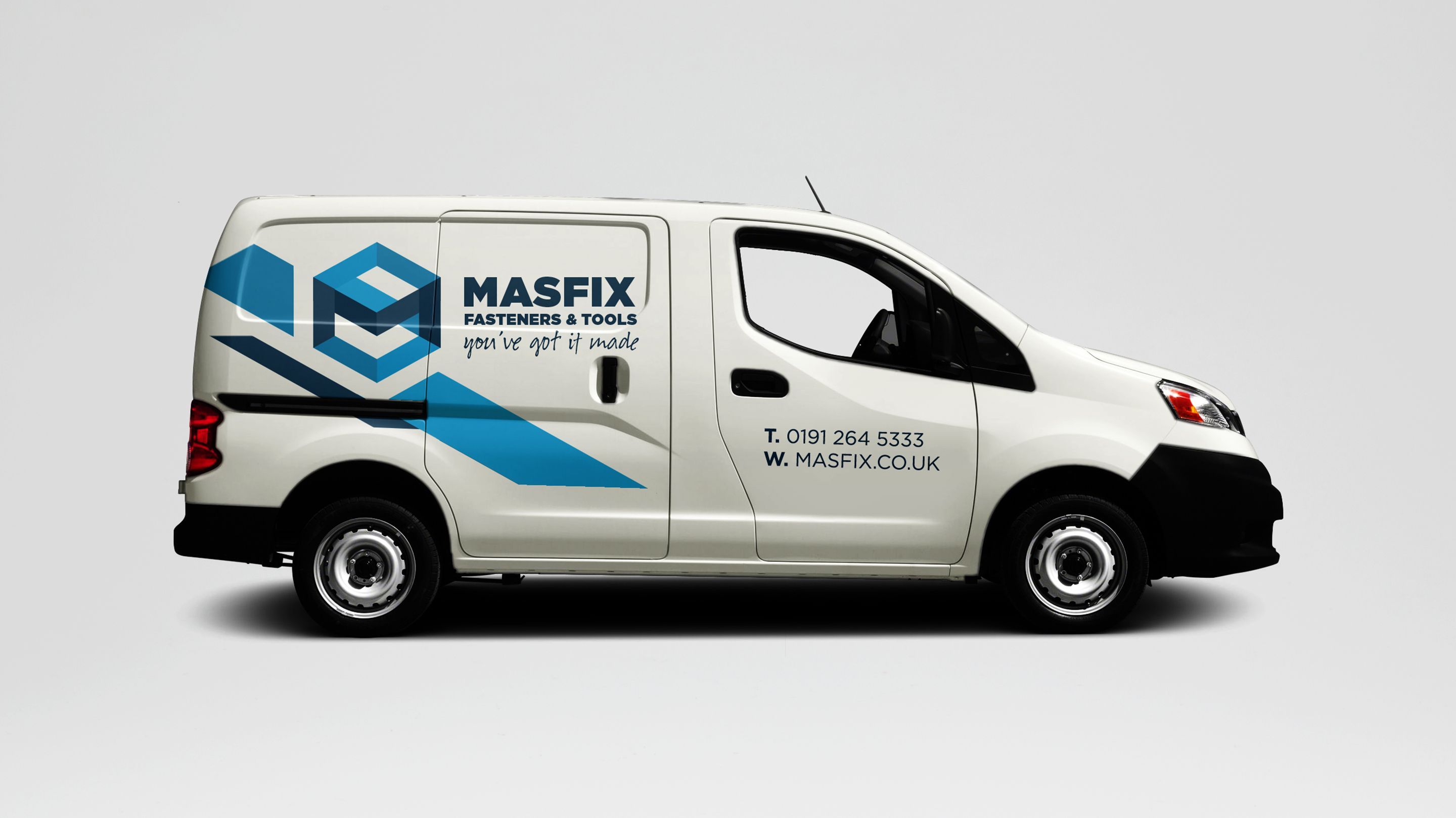 MasFix vehicle graphics