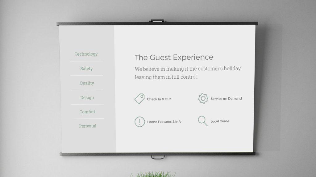 Powerpoint deck slide examples - guestwiser